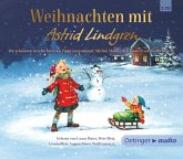 Weihnachten mit Astrid Lindgren, 3 Audio-CDs