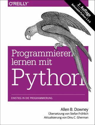 programmieren lernen mit python von allen b downey