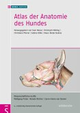 Atlas der Anatomie des Hundes (eBook, ePUB)