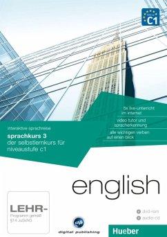 Interaktive Sprachreise: Sprachkurs 3 - English