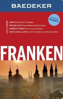 Baedeker Reiseführer Franken