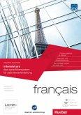 Intensivkurs, DVD-ROM m. 2 Audio-CDs u. 2 Textbücher / Français - Interaktive Sprachreise
