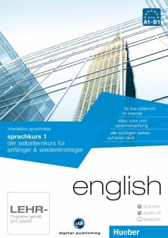 Interaktive Sprachreise: Sprachkurs 1 - English