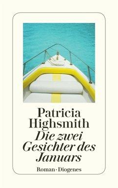 Die zwei Gesichter des Januars (eBook, ePUB) - Highsmith, Patricia