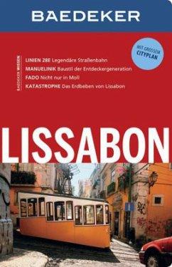 Baedeker Lissabon - Missler, Eva