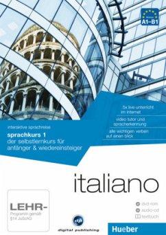 Interaktive Sprachreise: Sprachkurs 1 - Italiano