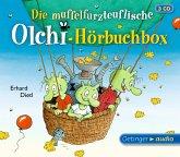 Die muffelfurzteuflische Olchi-Hörbuchbox, 3 Audio-CDs