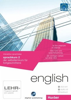 Interaktive Sprachreise: Sprachkurs 2 - English