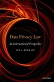 Data Privacy Law: An International Perspective (eBook, PDF)