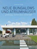Neue Bungalows und Atriumhäuser