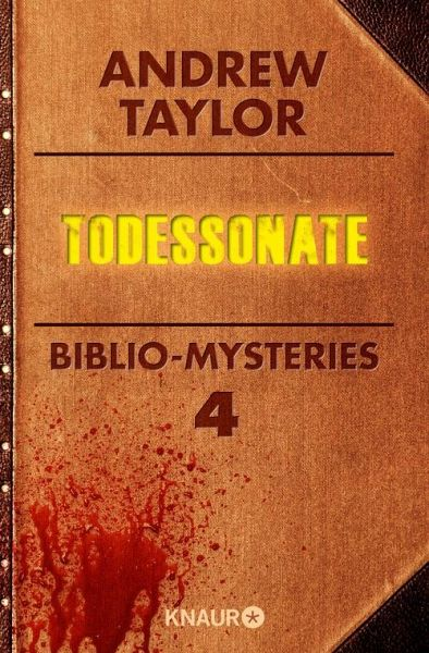 Todessonate (eBook, ePUB) - Taylor, Andrew