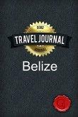 Travel Journal Belize