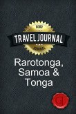 Travel Journal Rarotonga, Samoa & Tonga