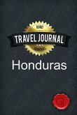 Travel Journal Honduras