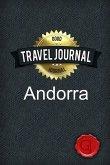 Travel Journal Andorra