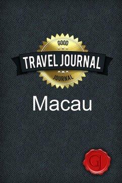Travel Journal Macau - Journal, Good