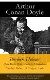 Sherlock Holmes: Späte Rache (Eine Studie in Scharlachrot) / Sherlock Holmes: A Study in Scarlet - Zweisprachige Ausgabe (Deutsch-Englisch) / Bilingual edition (German-English) (eBook, ePUB)