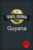 Travel Journal Guyana
