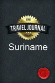 Travel Journal Suriname