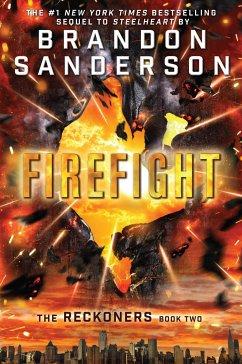 Firefight - Sanderson, Brandon