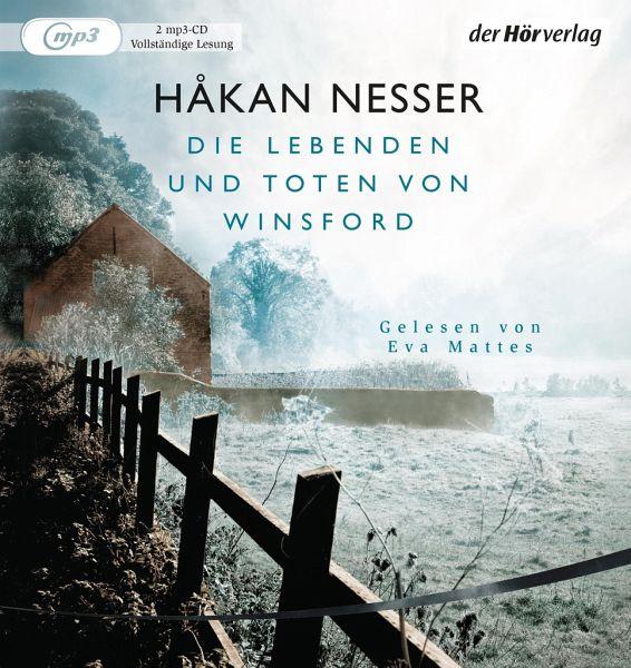 Die Lebenden und Toten von Winsford, 2 MP3-CDs - Nesser, Håkan