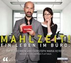 Mahlzeit! Ein Leben im Büro., 1 Audio-CD