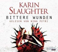 Bittere Wunden / Georgia Bd.4 (6 Audio-CDs)