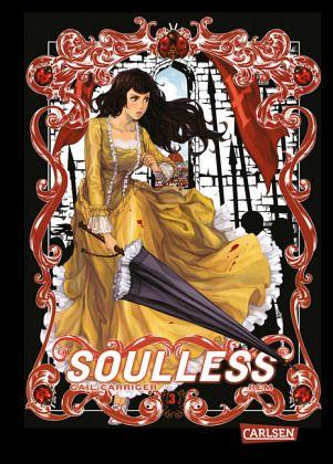 Buch-Reihe Soulless