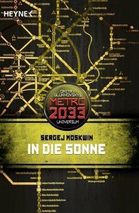 Buch-Reihe Metro 2033 Universum