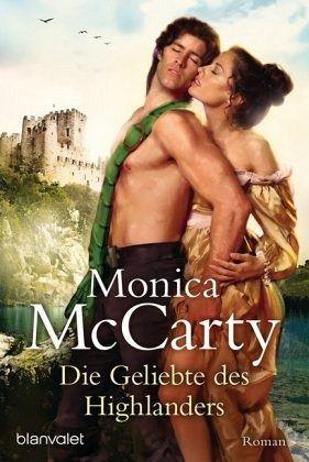 Buch-Reihe Highland Guard von Monica McCarty