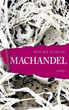 Machandel - Scheer, Regina