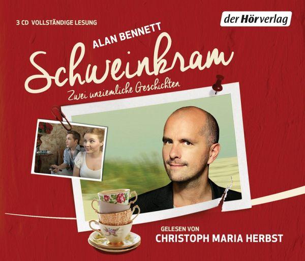 schweinkram 3 audio cds von alan bennett h rbuch. Black Bedroom Furniture Sets. Home Design Ideas