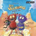 Die Vulkanos pupsen los! / Vulkanos Bd.1 (1 Audio-CD)