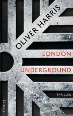 London Underground / Nick Belsey Bd.2 - Harris, Oliver