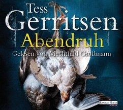 Abendruh, 6 Audio-CDs - Gerritsen, Tess