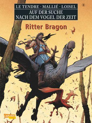 Buch-Reihe Auf der Suche nach dem Vogel der Zeit