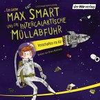 Verschollen im All / Max Smart und die intergalaktische Müllabfuhr Bd.1 (2 Audio-CDs)
