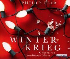 Winterkrieg, 6 Audio-CDs - Teir, Philip