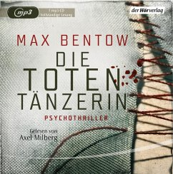 Die Totentänzerin / Nils Trojan Bd.3 - Bentow, Max