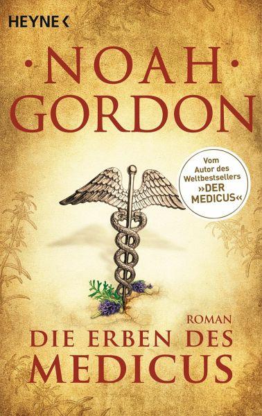 Buch-Reihe Der Medicus von Noah Gordon