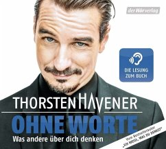 Ohne Worte, 1 Audio-CD - Havener, Thorsten