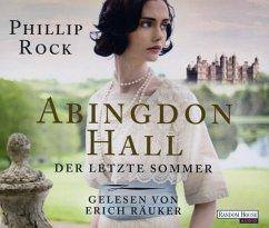 Der letzte Sommer / Abingdon Hall Bd.1 (6 Audio-CDs) - Rock, Phillip
