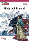 Ninja und Samurai / How to draw Manga Bd.16