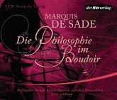 Die Philosophie im Boudoir, 3 Audio-CDs