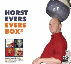 Evers Box, 4 Audio-CDs - Evers, Horst
