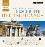 Unterwegs in der Geschichte Deutschlands, 2 MP3-CDs