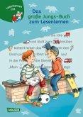 Das große Jungs-Buch zum Lesenlernen / Lesemaus zum Lesenlernen Sammelbd.20