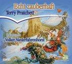 Echt zauberhaft / Scheibenwelt Bd.17 (8 Audio-CDs)