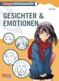 Gesichter und Emotionen / Manga-Zeichenstudio Bd.2