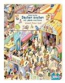 Viele bunte Sachen suchen mit Jakob und Conni: Wimmel-Zirkus-Spaß